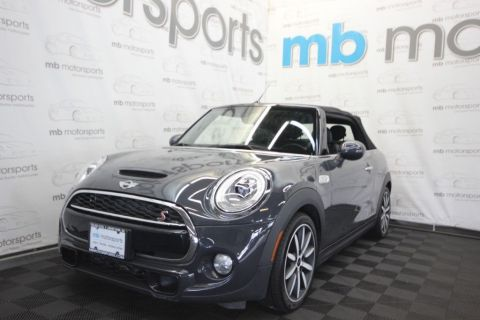 Pre-Owned 2016 MINI Cooper S Turbo