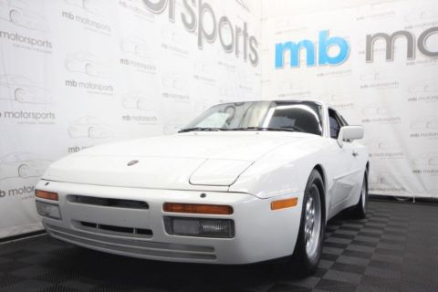 Pre-Owned 1986 Porsche 944 Turbo